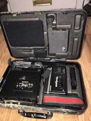 Sony mini 8 vintage cameras for Sale in Philadelphia, PA