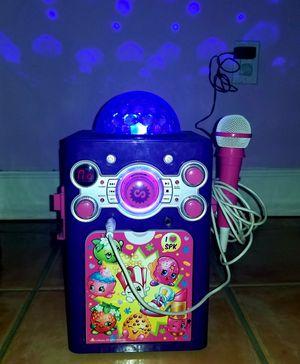 Karaoke machine. Shopkins for Sale in Miami Lakes, FL