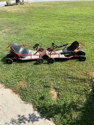 2 Razor Electric Dune Buggy's for Sale in Hampton, GA