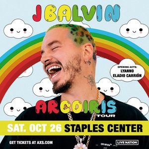 J Balvin concert- FLOOR SEATS for Sale in Los Angeles, CA