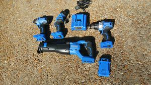 Kobalt brushless power tool combo for Sale in BRECKNRDG HLS, MO