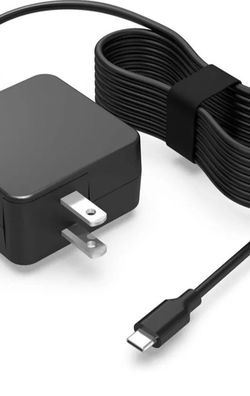 45W Type C USB-C Charger Fit for HP Chromebook 14 G5, Chromebook 14Ag5 for Sale in Escondido,  CA