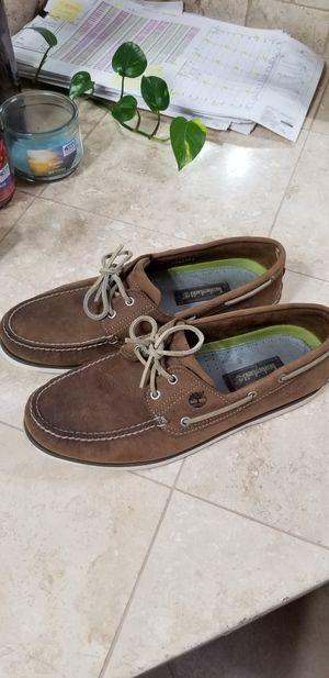 Timberland 12 - deck / boat shoes Like NEW! for Sale in Jefferson, OR