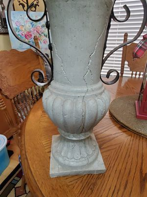 Greek looking not vase for Sale in Land O Lakes, FL