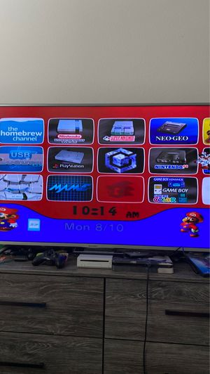 Modded Nintendo WII for Sale in Ripon, CA