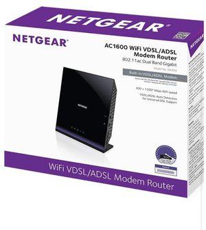Netgear modem router for Sale in Phoenix, AZ
