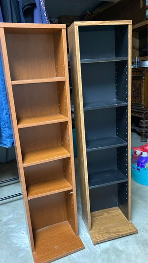 CD/DVD storage cabinets for Sale in Chicago, IL