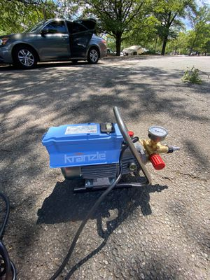 LIKE NEW Kranzle K1622TS Pressure Washer | 1622 Total Stop 1.7 GPM 1600psi for Sale in West Springfield, VA