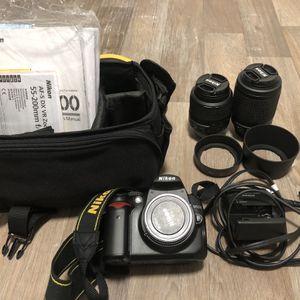 Nikon D5000 for Sale in Redondo Beach, CA