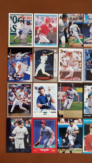 Baseball Cards - Paul O'Neill for Sale in Noblesville, IN