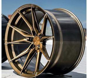 "Rohana rxf13 new 20"" rims tires set Bmw Mercedes Audi for Sale in Hayward, CA"