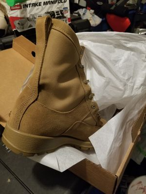 Steel-toe Military Boots size 12 for Sale in Hope Mills, NC