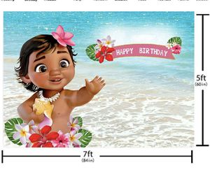 Baby Moana Banner for Sale in Walnut, CA