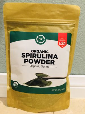 ORGANlC SPlRULlNA POWDER for Sale in Chino, CA