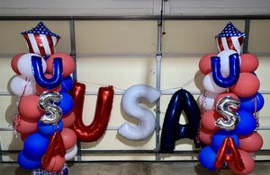 4th of July balloon columns! Place your orders 🇱🇷 for Sale in Elgin, IL