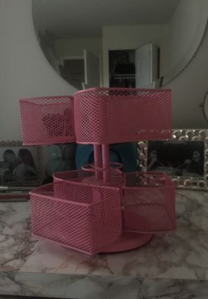 Rotating makeup organizer for Sale in Alexandria, VA