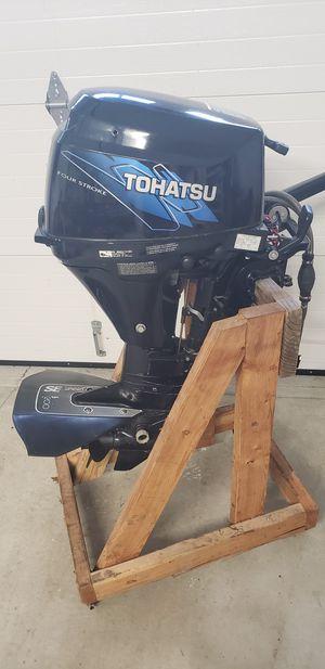 2006 tohatsu 9.8hp boat motor for Sale in Cumberland, RI
