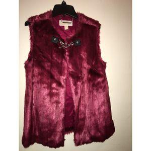 Michael Kors Fur vest for Sale in Baltimore, MD