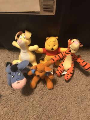 Winnie the poo and friends. Vintage for Sale in Mesa, AZ
