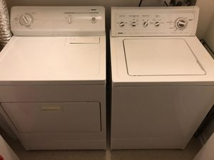 Kenmore Washer and Dryer 80 Series for Sale in Northbrook, IL