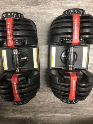Bowflex SelectTech 552 Dumbbells for Sale in Revere, MA