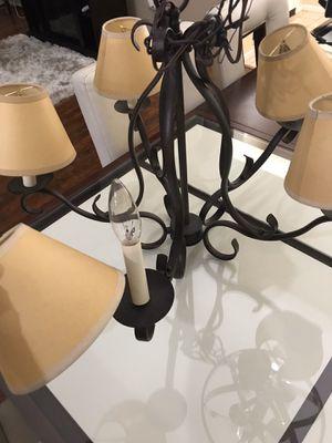Chandelier, hanging lights for Sale in Coronado, CA