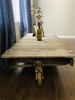 Vintage Coffee Table - $290 OBO for Sale in Peoria, AZ
