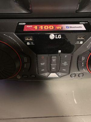 LG sound system for Sale in Las Vegas, NV