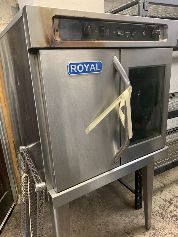 Royal Range RECO Convention Oven