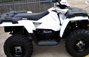 Vehicle Sale 2014 Polaris Sportsman Great Shapee 4WDWheelss for Sale in Albuquerque, NM