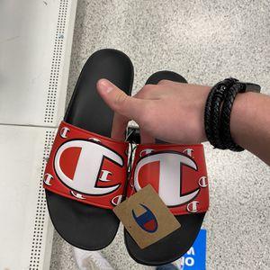 Champions Slides Men's Size 12 for Sale in Salem, OR