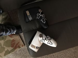 Putter head covers for Sale in Bay City, MI