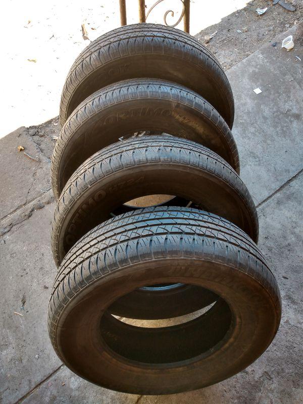 Tires P235/65R16 pick,ban,trailer Atc.