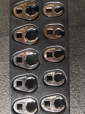 Snap on crows foot line wrench for Sale in Portland, OR