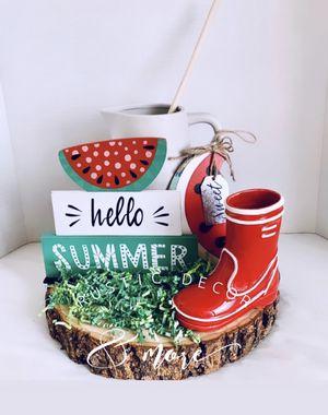 Farmhouse Watermelon Decor for Rae Dunn for Sale in Tampa, FL