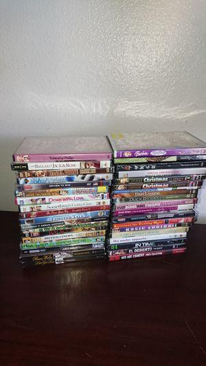 38 new sealed DVD action, kids, health, history for Sale in Glendale, AZ