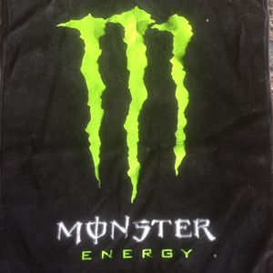 Monster Energy Racing Supercross Hand Towel for Sale in Tacoma, WA