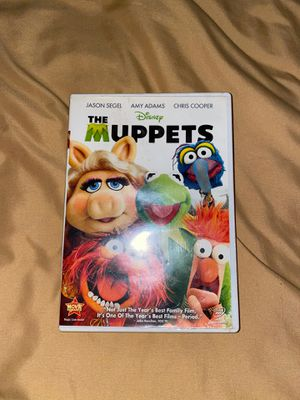 Disney - The Muppets Dvd for Sale in Aliquippa, PA
