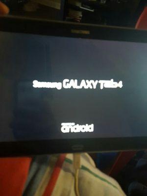 Samsung Galaxy tab 4 16gb, wifi, 10.1in screen for Sale in Raleigh, NC
