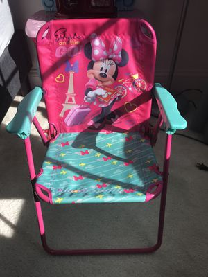 Minnie kids chair for Sale in Manalapan Township, NJ