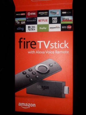 Amazon fire tv stick for Sale in Philadelphia, PA