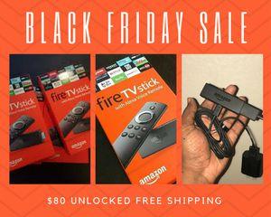 Fire Stick Unlocked with Kodi for Sale in Fort Belvoir, VA