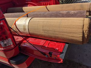 Bamboo rolls for Sale in Compton, CA