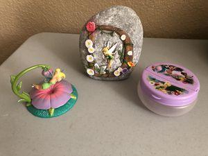 Assorted Tinker Bell Items for Sale in Lenexa, KS
