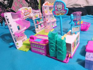 Shopkins Grocery Store Play set for Sale in Dallas, TX
