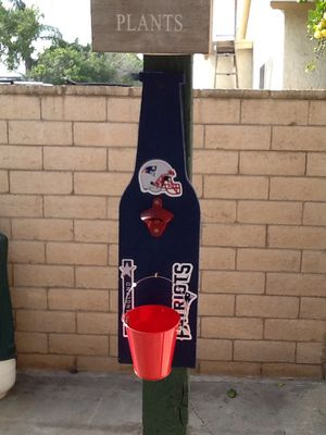 New England Patriots Flags, New England Patriots beer bottle opener, New England Patriots hats, New England Patriots jerseys, New England Patriots ou for Sale in La Habra Heights, CA