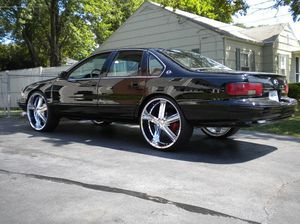 96 Chevy Impala for Sale in Houston, TX