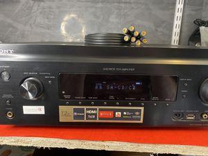 SONY Receiver STR-DA2800ES 7.2 Pre Owned for Sale in Mount Prospect, IL