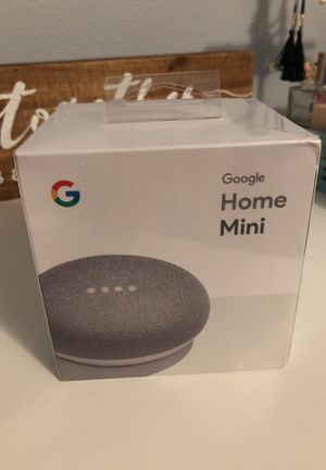 New google home mini for Sale in South Gate, CA
