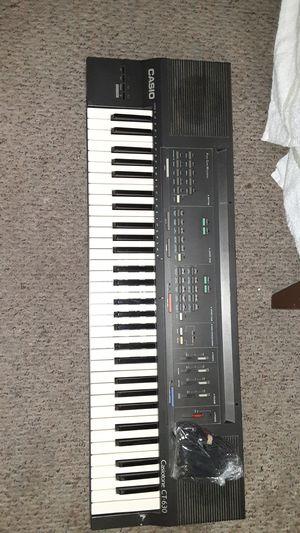 Casino piano - Casiotone CT - 630 for Sale in Spring Valley, CA